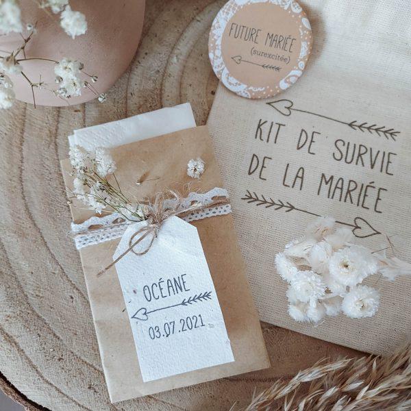 Kit mariée Champêtre
