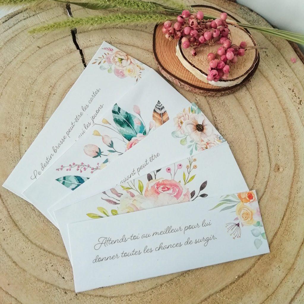 marque fleuris gratuits à télécharger