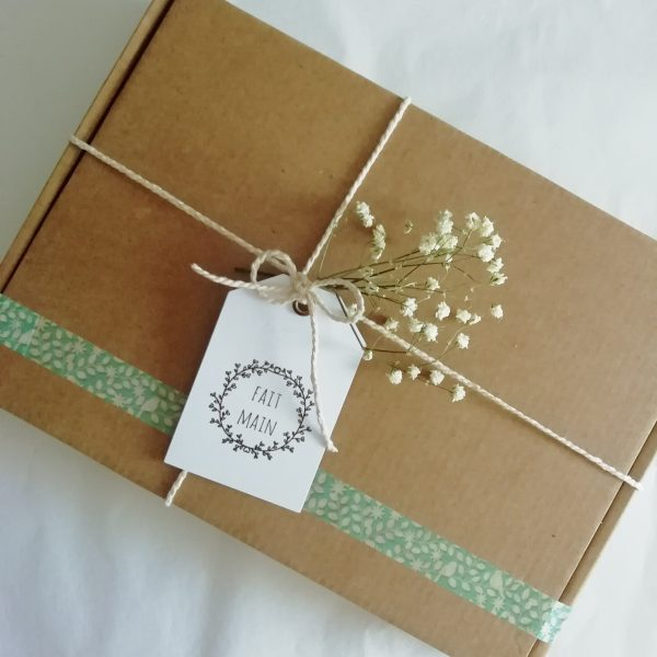 Option boite cadeau
