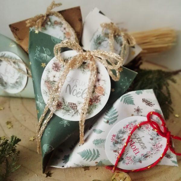 Berlingot friandises de Noël