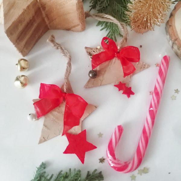 Suspension Noël